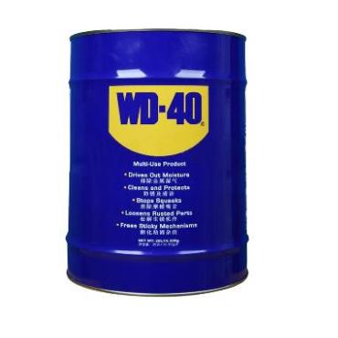 WD-40 除湿防锈 润滑剂,20L/桶WD-40WD-40 除湿防锈 润滑剂,20L/桶