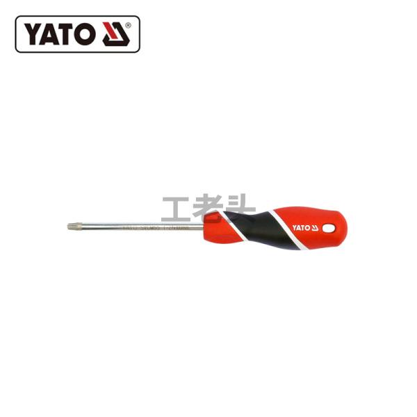 易尔拓 中孔星型螺丝批规格,YT-25952
