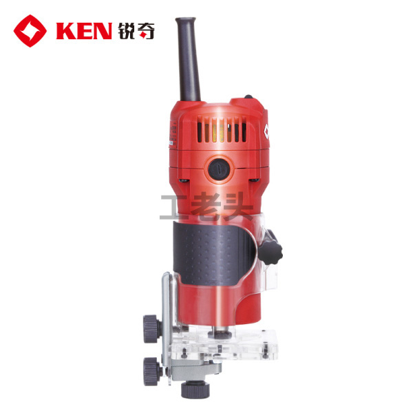 锐奇(KEN)修边机6mm;3912BS