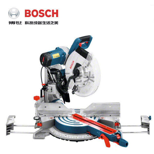 博世(BOSCH) 双斜角滑动式斜断锯;GCM 10 MX