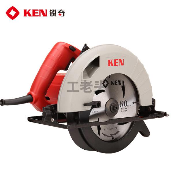 锐奇(KEN) 电圆锯190mm;5637