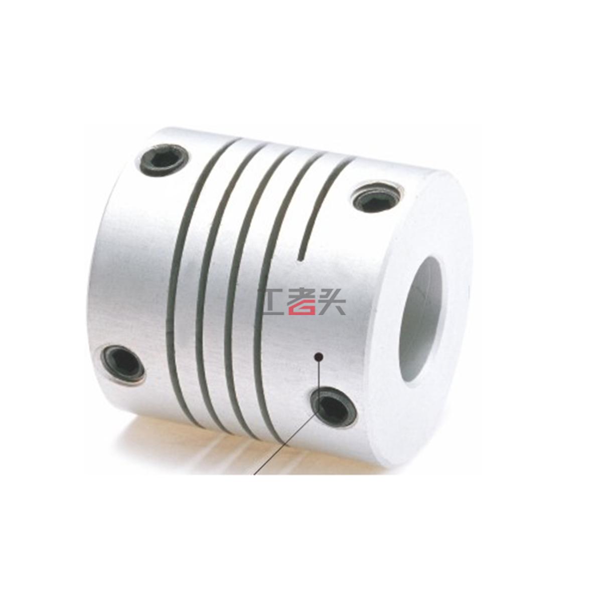 卡普菱 切缝联轴器SLK2-150-D1D2M