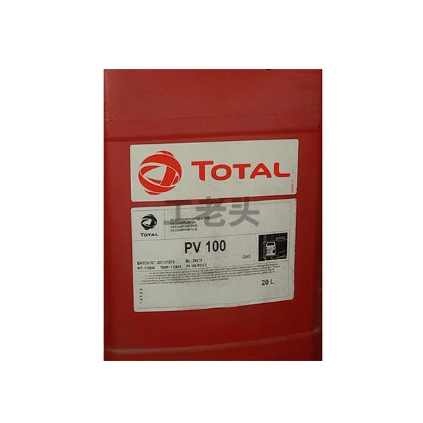 TOTAL道达尔,机械真空泵油PV100