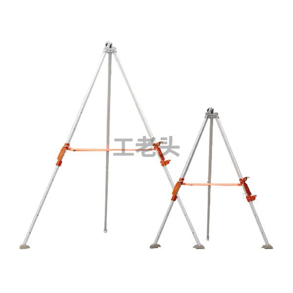DELTA代尔塔,三角架及绞盘505025