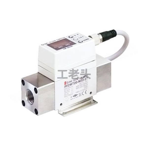 SMC,气阀控制PF2W740-04-67