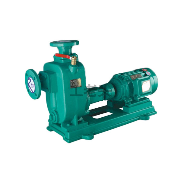 SRM人民水泵,自吸泵100ZW80-60-37