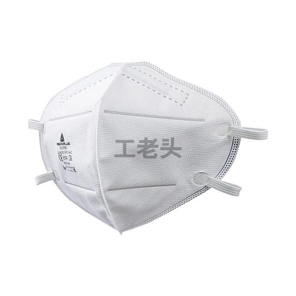DELTA代尔塔,颗粒物防护口罩104017