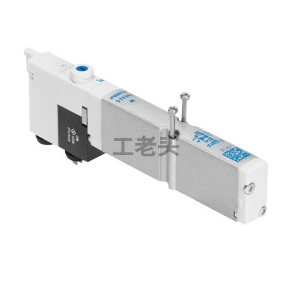 FESTO费斯托,气动电磁阀CPE18-M1H-3OLS-QS-10