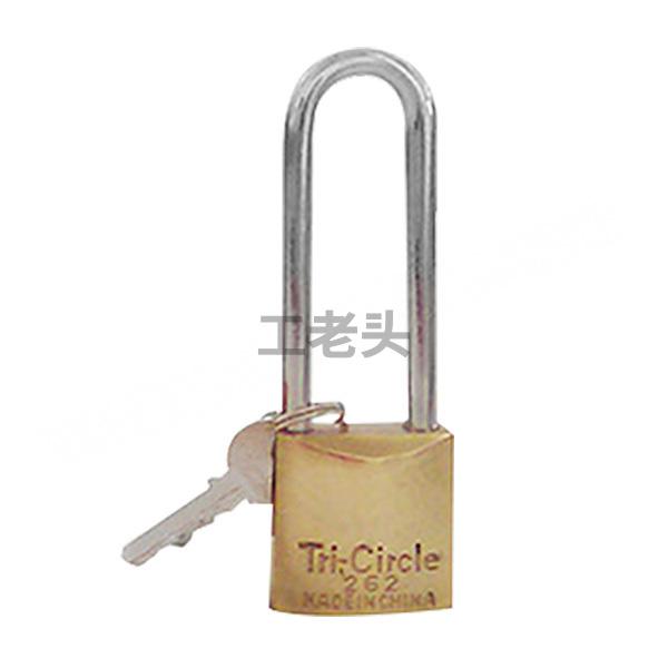 SAFEWARE安赛瑞,铜挂锁14758