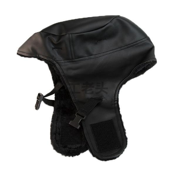 AIWIN,防寒头套,羊剪绒棉安全帽