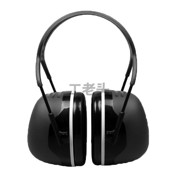 3M,头戴式耳罩X5A